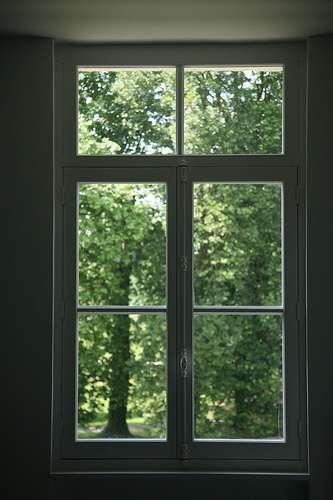 Comment changer un double vitrage cassé sur fenêtre en bois ?